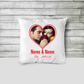 Custom Pillow printed Photo for gift for family
