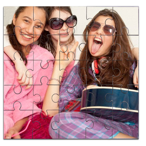Create Your Own Personalized Printed Wooden Jigsaw Puzzle Online