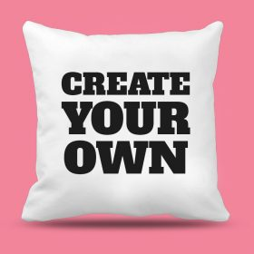 Create your Own Pillow with Picture