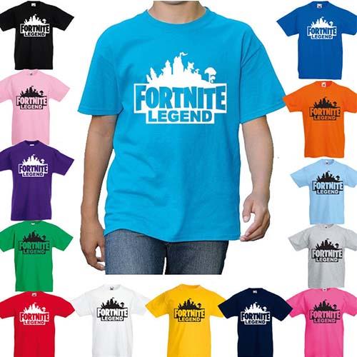 9b9e7d43 Fortnite Legend PS4 Kids T-Shirt . - 3DPRINT